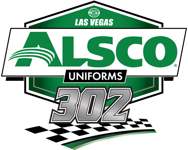 Alsco Uniforms returns to Las Vegas Motor Speedway for a second time in 2021 with the NASCAR Xfinity Series Alsco Uniforms 302