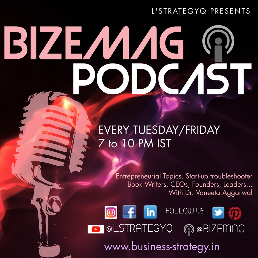 Business Strategy e-Magazine Announces Launch of New Digital Branding Media – BIZEMAG PODCAST – Empowering Brand Promotion Across The Globe