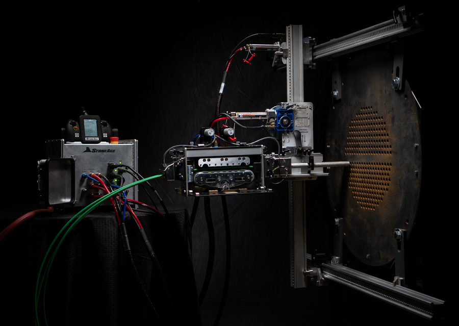 StoneAge Inc. Releases Sentinel Automation Technology for Automated Heat Exchanger Cleaning