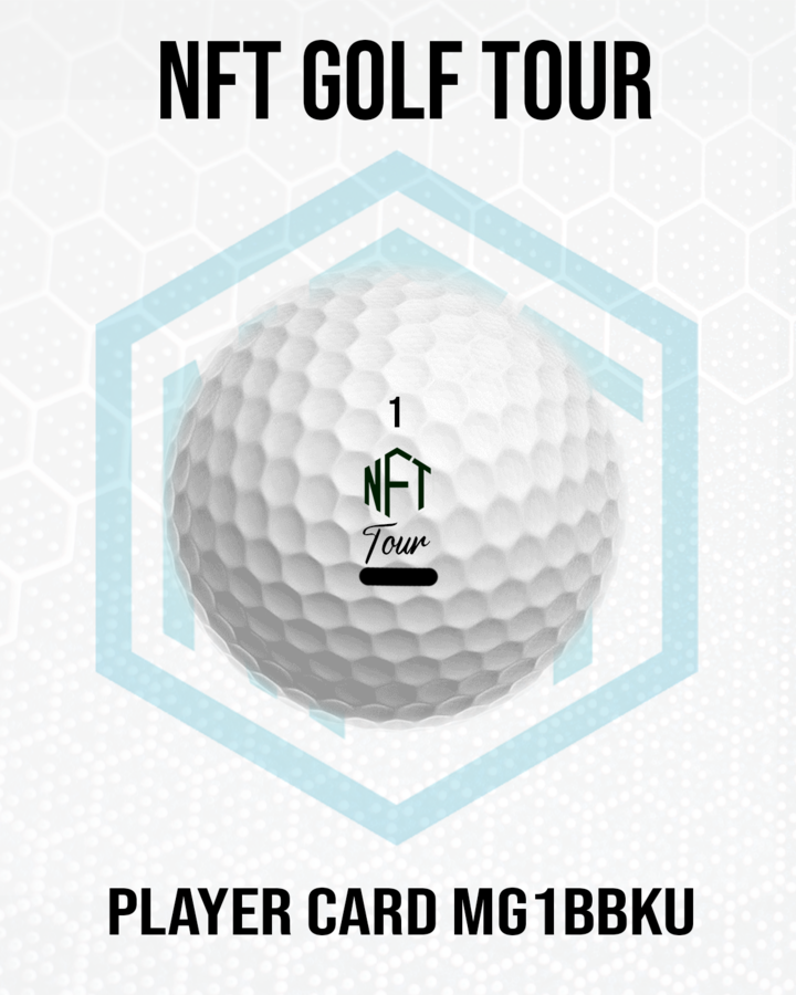 NFT Golf Tour Launches a Fantasy Sports Experience, the Gamification of Gaming