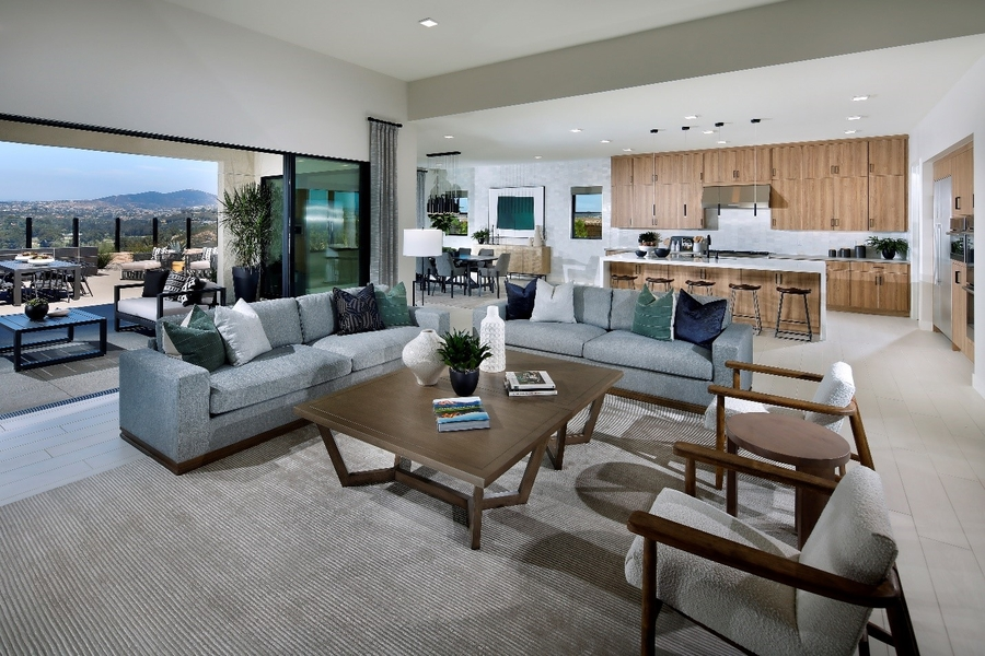 Special Release of Designer Model Homes at The Highlands Draws More Than 100 Interested Customers