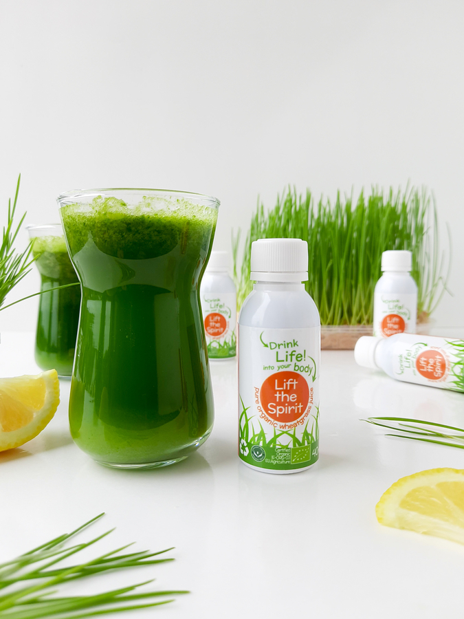 Innovative Organic Juice Shots launched by Just Juice It
