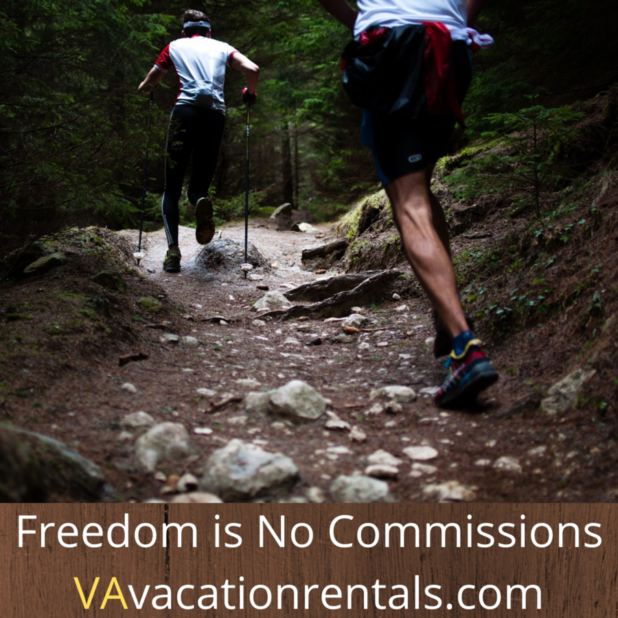 More Homeowners and Property Managers Choose Virginia & West Virginia Vacation Rentals for Their Listings!