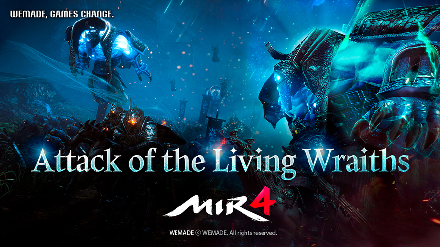 """""""MIR4"""" Releases Updates with Exciting New Battle Content"""