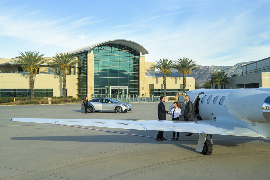 Southern California's Premier FBO to Exhibit in Booth 2631 at NBAA–BACE 2021
