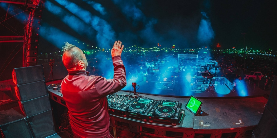 Fresh From Insomniac's 'Beyond Wonderland' Rocking Thousands- The Don of Positivity, Rob GEE Now Gears Up for EDC Las Vegas