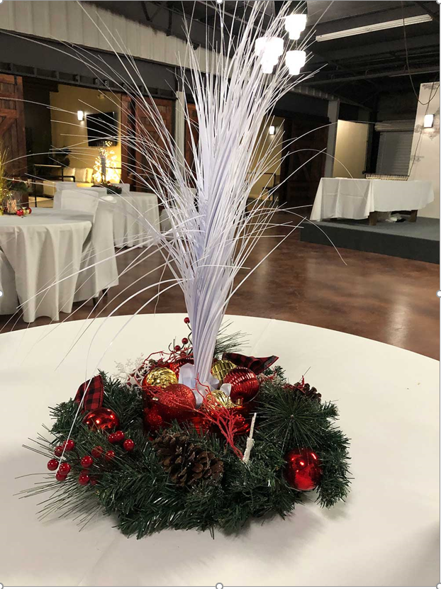 Dates Going Fast at Ft Worth Company Christmas Party Venues Such as Tarrant Events Center