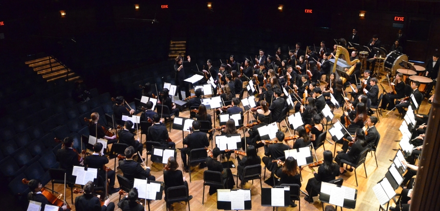 New Jersey Youth Symphony Presents An American Salute at Patriots Theater