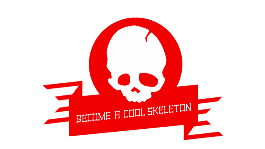 Become A Cool Skeleton