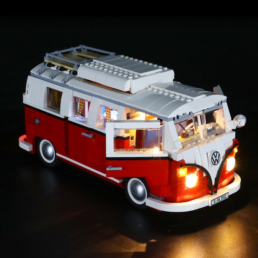 Lightailing Unveils Custom Light Kits for LEGO® and LEGO® MOC Sets