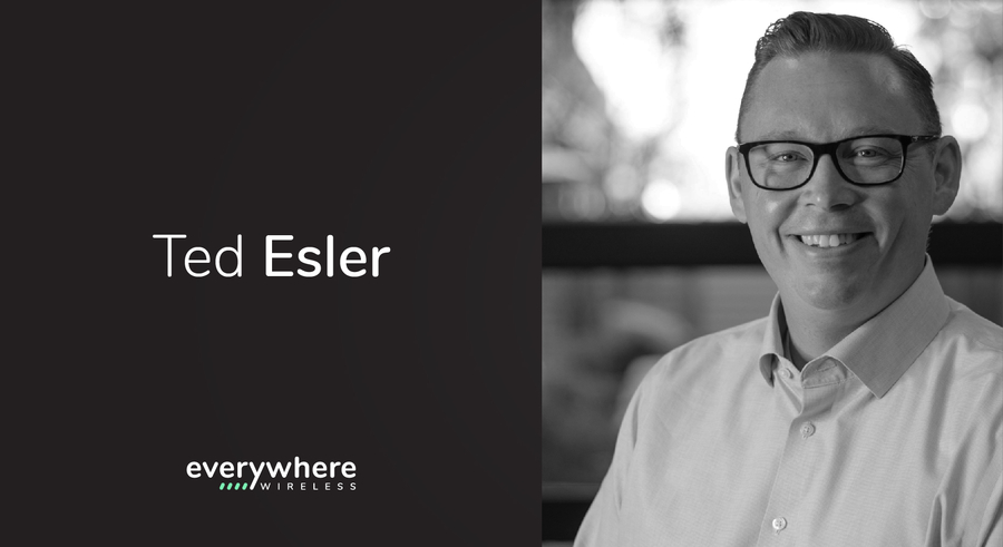 Chicago's Everywhere Wireless Announces Ted Esler as Vice President of Residential Sales