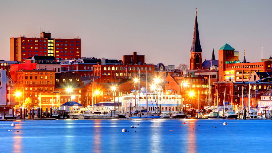 Portland, Maine Switches Over to Dhyan StreetMan to Manage Smart Streetlights