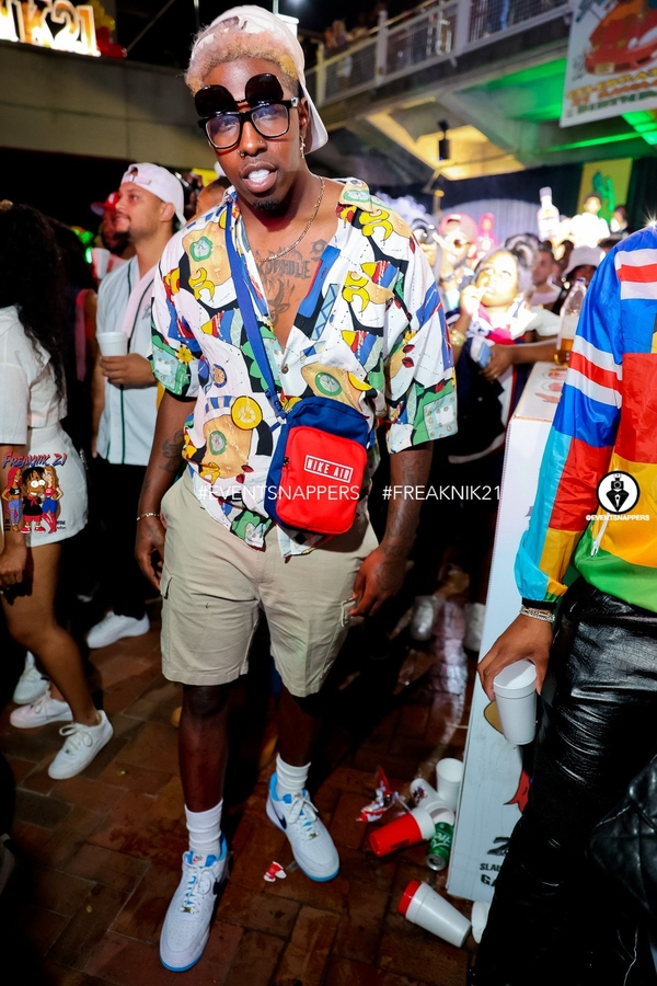 21 Savage Threw a '90s Freaknik Themed Birthday Party and Traci Augustine, Young Thug, Gunna, G Herbo, Jacquees, and More Pulled Up