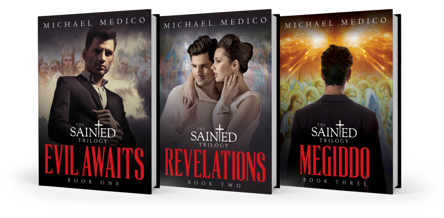 """Harbour Point Publishing Awards """"THE SAINTED TRILOGY"""" Media Representation to AT3 Company"""