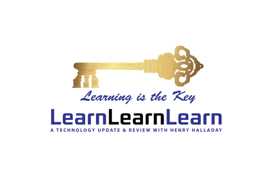 Dr. Henry Halladay's 'Learn Learn Learn' Tech Series Unveils New Episodes and New Logo. Will the Hit Podumentary Also Return For a Third Season?