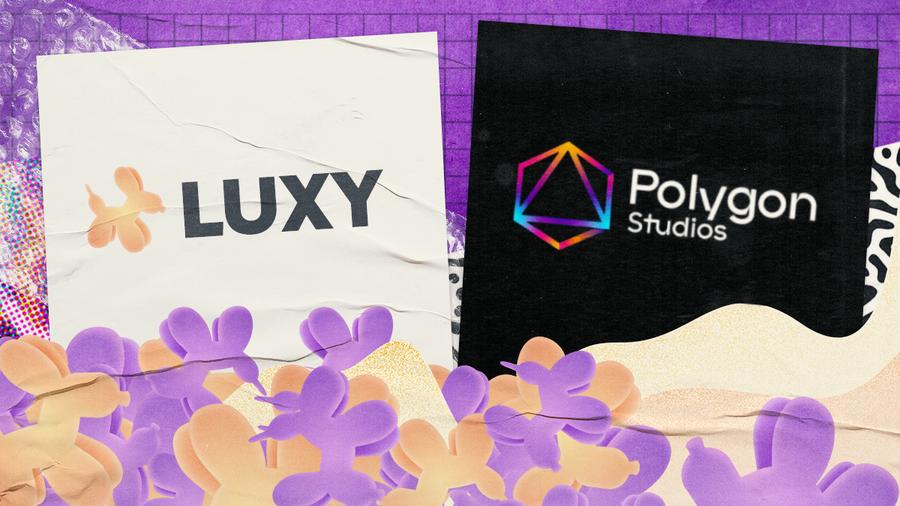 LUXY-Polygon Studios Strategic Partnership Will Transform the NFT Experience