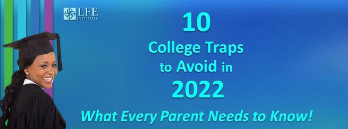 New Jersey CFP Helps Families Avoid College Traps By Hosting New '10 College Traps to Avoid in 2022′ Webinar